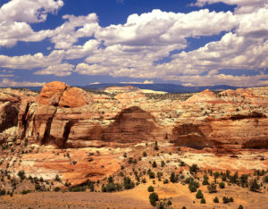 The Grand Staircase Escalante National Monument