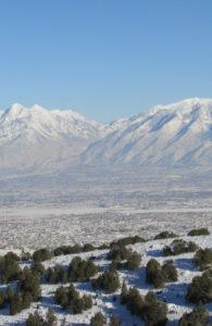 Smog advances in Salt Lake valley