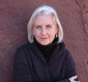 Utah author Terry Tempest Williams at home in Castle Valley. (Courtesy photo by Debra Anderson).